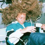 sleep in space